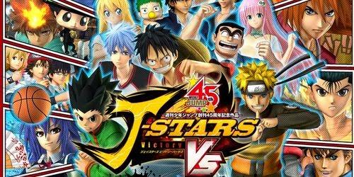 J-Stars Victory Vs+ será lançado no dia 30/06